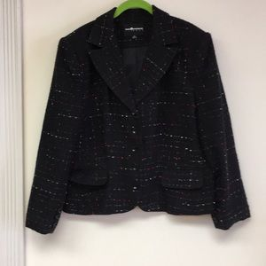 Sag Harbor Suit Blazer Size 18 like New